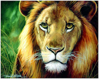 lion courage