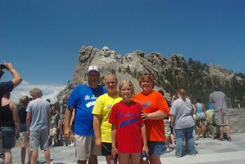 Mt. Rushmore 2010
