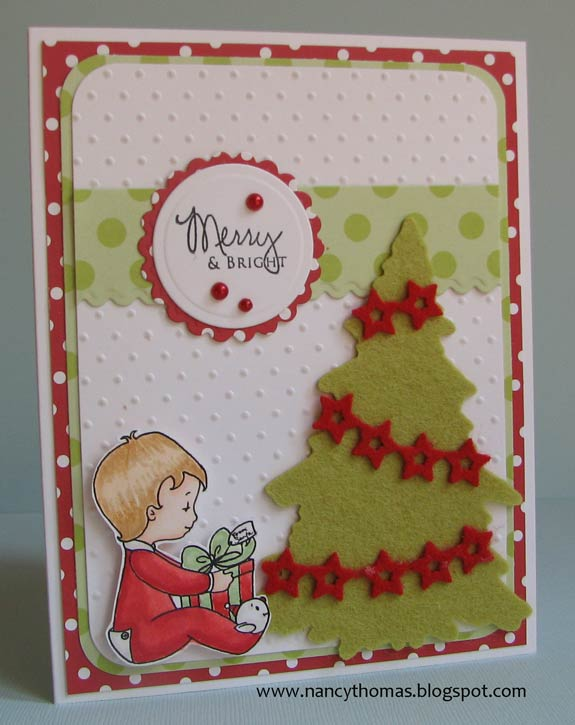 creative palette merry and bright