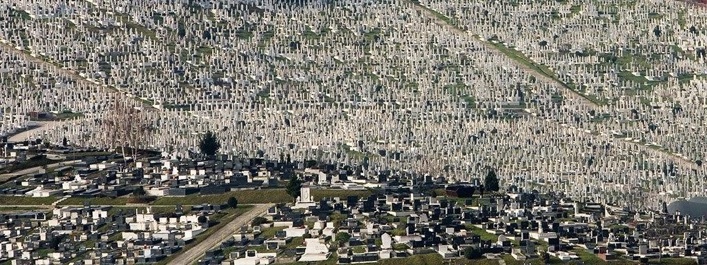 Jeff Rambles Another View Of Sarajevsko Groblje Bare