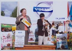 Tercer puesto Grupo Cachorro Ago 2008