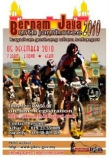 Bernam Jaya MTB Jamboree