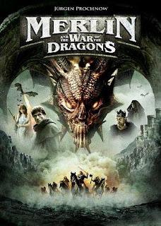 Merlin e A Guerra dos Dragoes