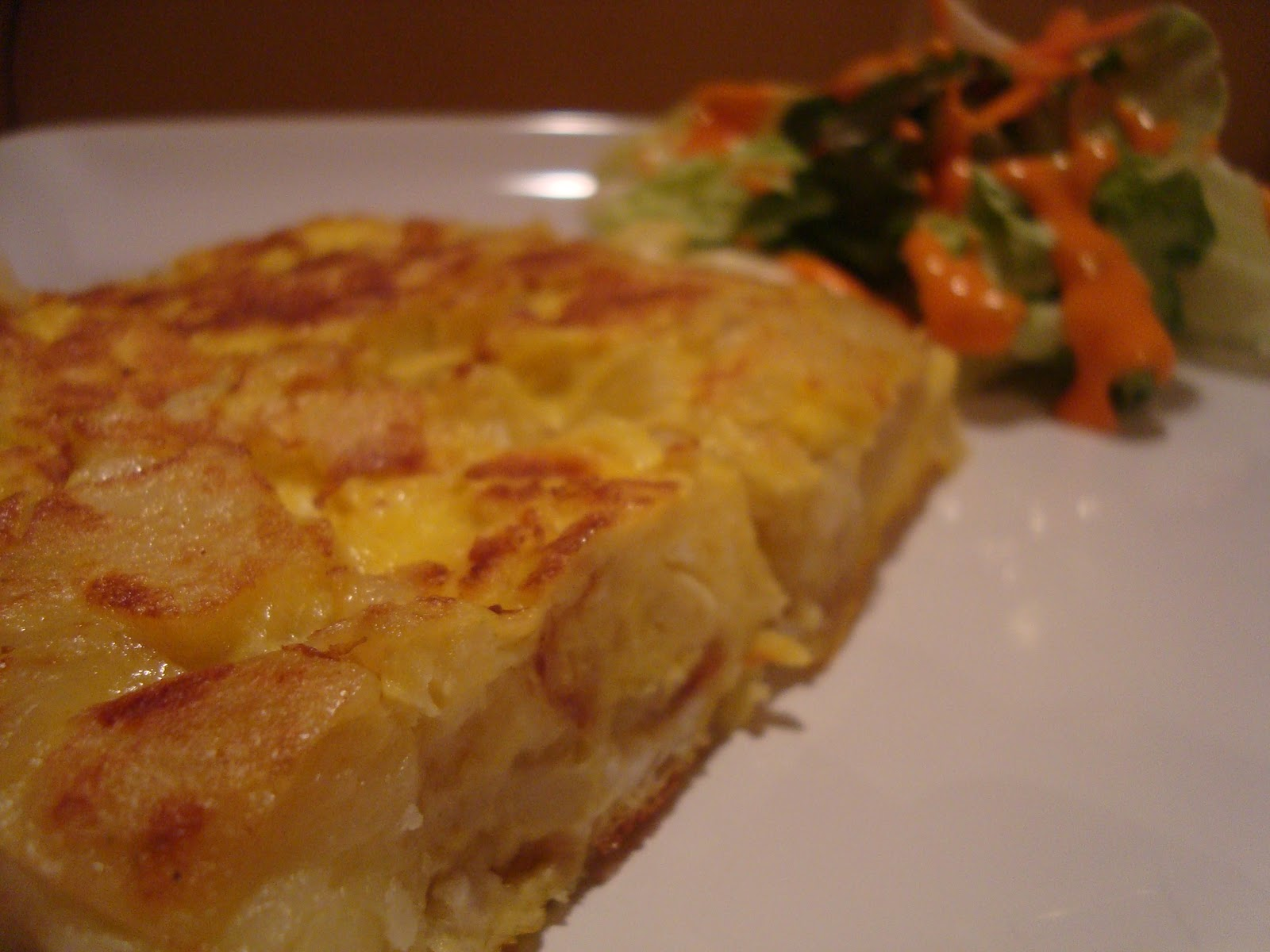 Tortilla Espanola Recipe — Dishmaps