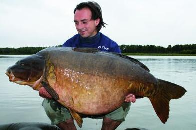 karper record belgie mark pansar