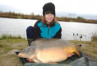 record karper Abbey Lakes