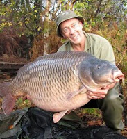 common carp rainbow lake