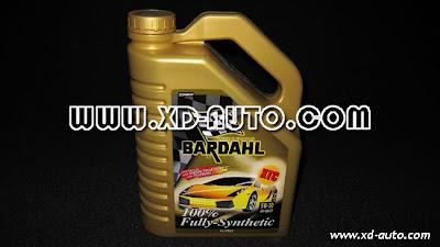 Wts Bardahl Fully Sync 5w30 5w40 Cheapest
