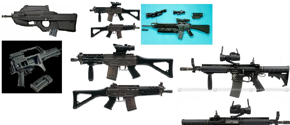 foto senjata point blank. senjata point blank terbaru.