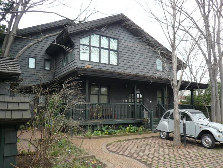 Hayao Miyazaki house in Nibariki