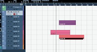 El MIDI en Cubase