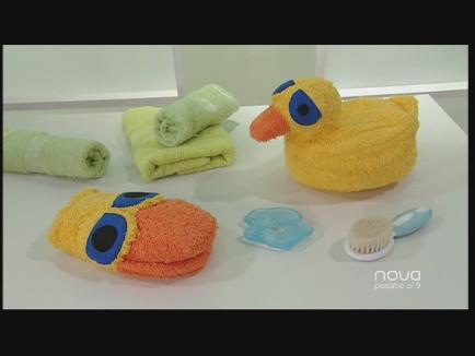 Artesanas util simas mayka zafra realiza una esponja para - Utilisima bien simple ...