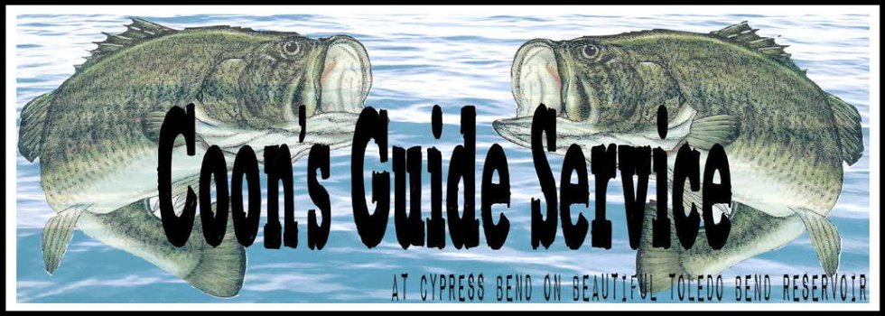Coon's Guide Service on Toledo Bend Reservoir