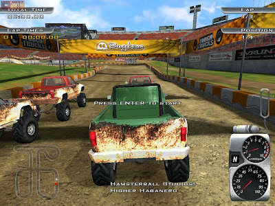 36592 full Tough Trucks: Modified Monsters Portable portateis jogos pccorrida games