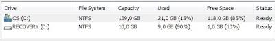 defraggler1t Desfragmentando o HD e deixando seu PC rodando como se fosse novo com o Defraggler