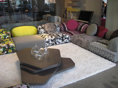 Roche bobois showroom in the beacon south quarter sandyford