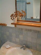 La camera da bagno