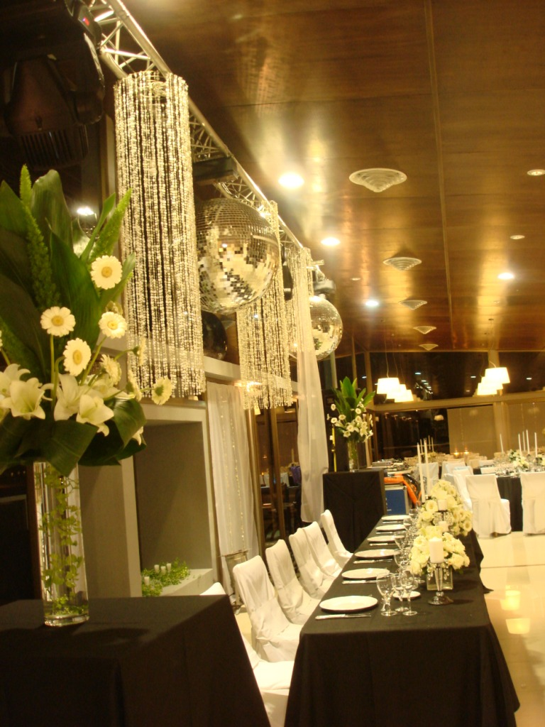 el decoro ambientacion de boda