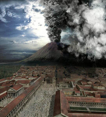 Pompeya. Un dia trágico en la historia