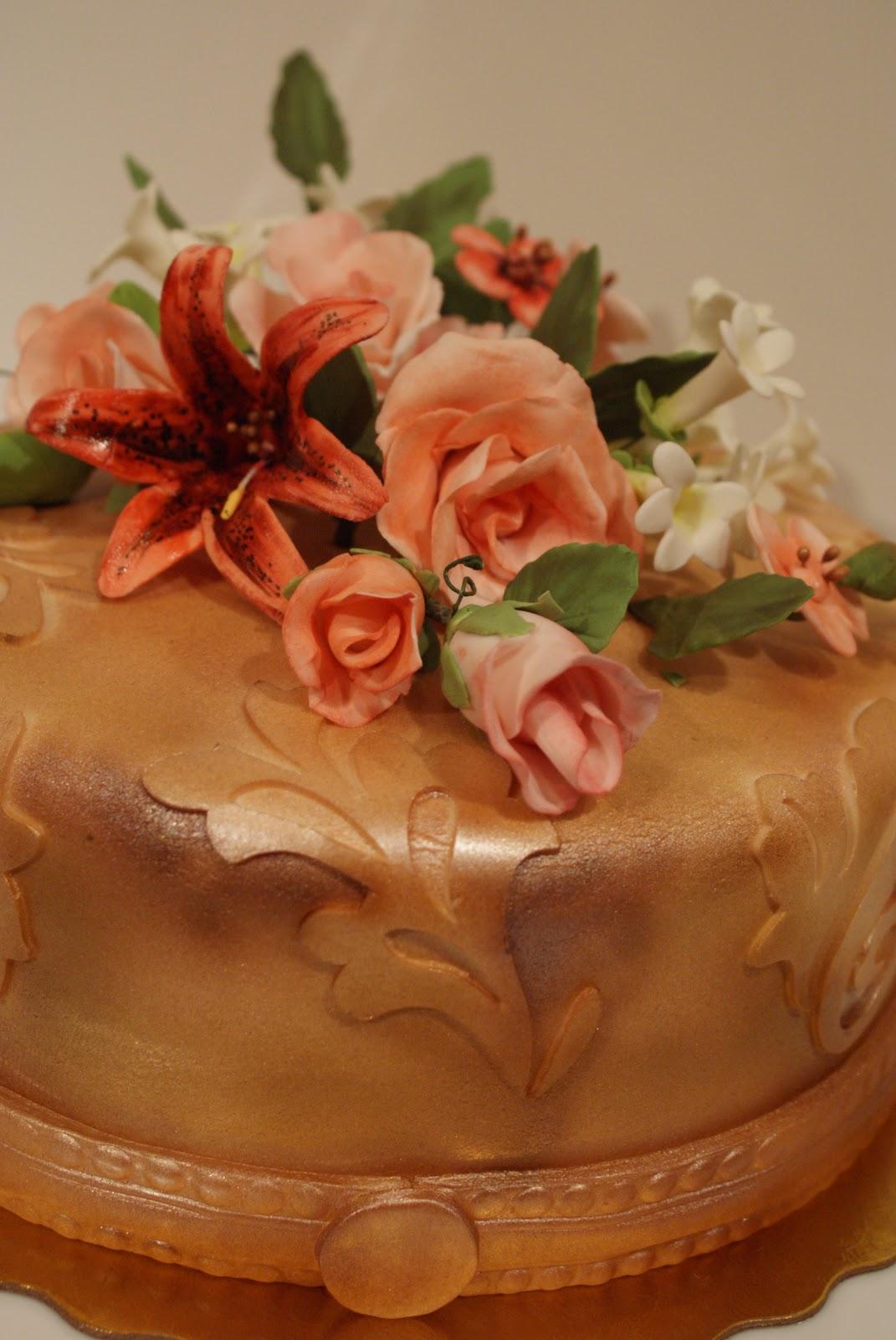 A keen cake impression december 2010 - Impression gateau ...