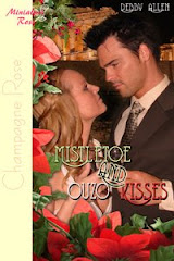Mistletoe And Ouzo Kisses