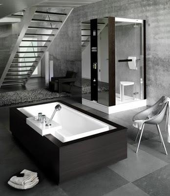 Home Design & Decorating: Contemporary Bathroom Design Trend 2011