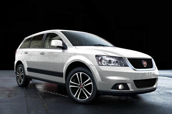 2011 Fiat Freemont European Concept
