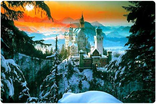 Las mejores postales de castillos en el mundo