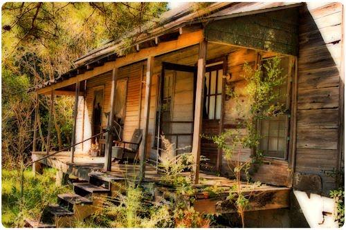 Hermosas fotografias de casas abandonadas