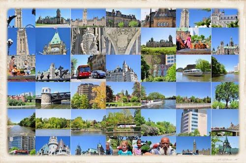 El Parlamento de Canadá en Ottawa (42 fotografías)
