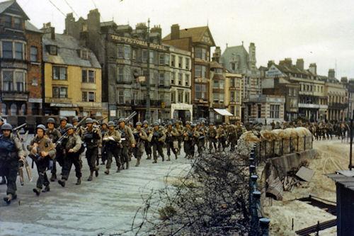 Recordando el Día D hace 66 años Francia y Normandía