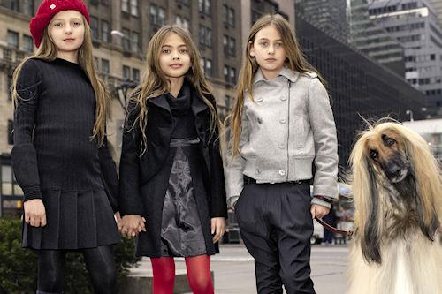Tributo a la infancia (12 fotos de niñas y niños muy lindos)