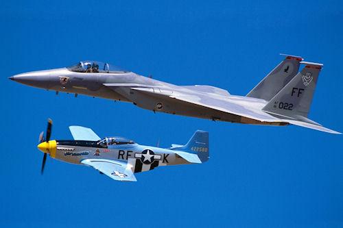 Aviones supersónicos IV (10 imágenes de vértigo)