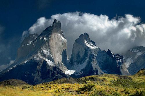 Volcanes, montañas y nevados III (11 wallpapers)