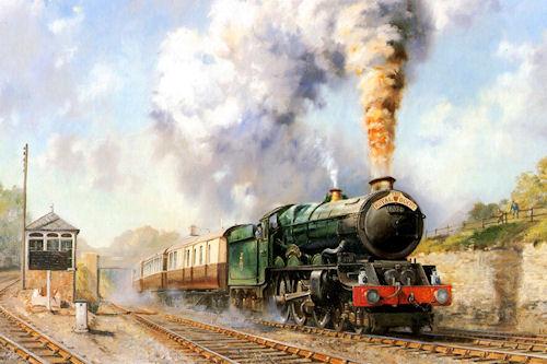 Trenes y locomotoras II (enormes caballos de hierro)