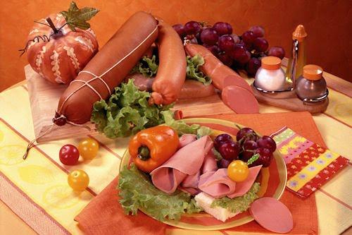 Fotografías de comida I (platillos con embutidos)