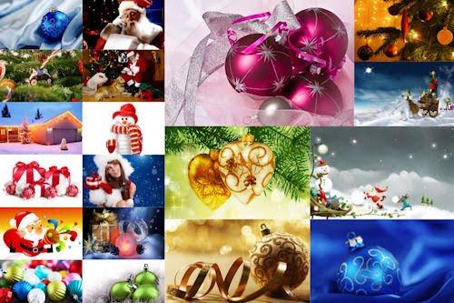 Recopilatorio de imágenes y wallpapers navideños 2010