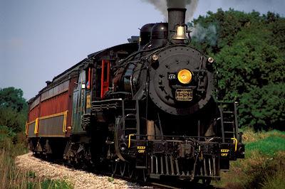 Imágenes y Fotografías de Trenes, Locomotoras y Caballos de Hierro