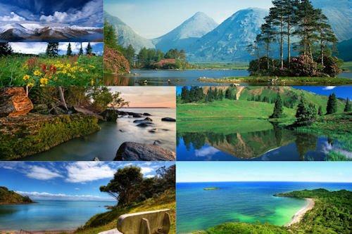 Las mejores imágenes de paisajes naturales