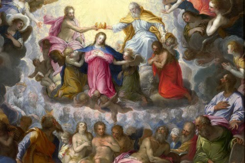 Imágenes, frescos y pinturas católicas IV (5 archivos)