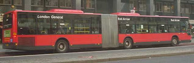 a Bendy Bus