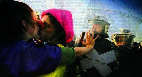 Acción directa no violenta