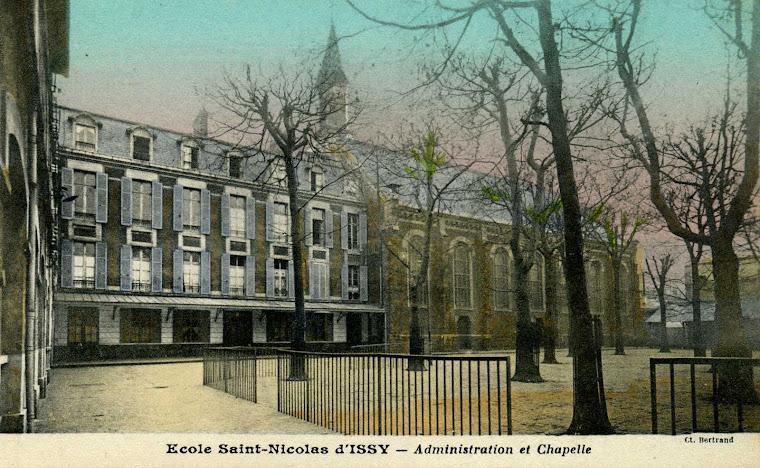 Administration et Chapelle