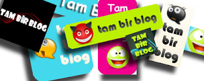 Tam Bir Blog Banner