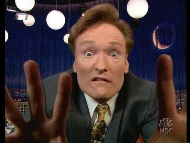 This is Conan the Comedian.  It is unresolved who is more destructive to society.