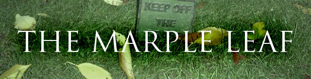 The Marple Leaf