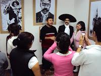 HISTORIA VIVA EN EL MUSEO