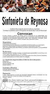 SINFONIETTA DE REYNOSA