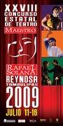 Ganadores XXVIII Concurso de Teatro Maestro Rafael Solana