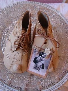 Nostalgische schoenen